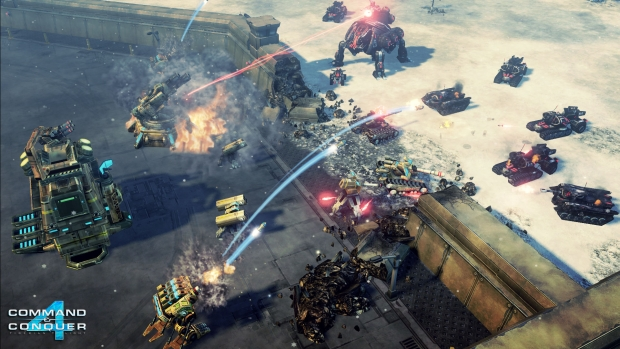 No LAN or dedicated server support for Command & Conquer 4 photo