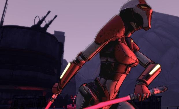 Borderlands DLC #3 features ridiculous new weapons screenshot