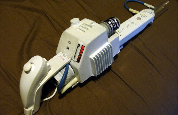 This Custom Wii Proton Pack Isn T Messing Around