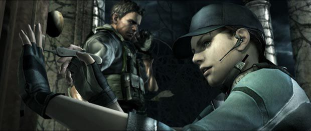 Review Resident Evil 5 Lost In Nightmares