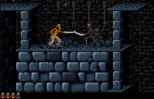 Prince of Persia SNES included in PoP: Forgotten Sands photo
