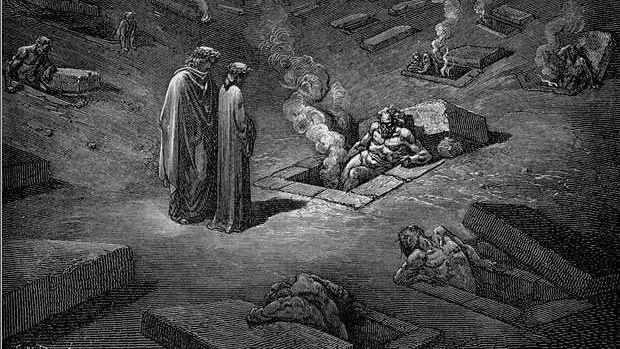 Plutus dante's inferno