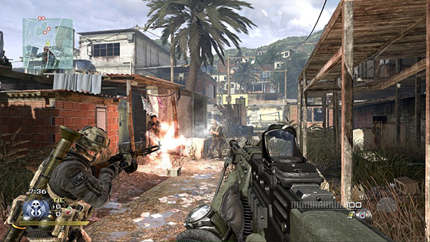 Modern Warfare 2 Stimulus Package maps are 1200 MS Points on