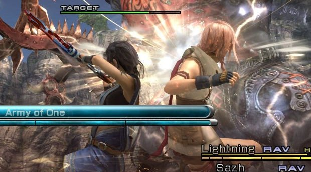 Review: Final Fantasy XIII