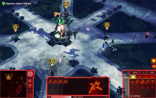 Review: Command & Conquer 4: Tiberian Twilight