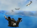 The Daily Hotness: Dancing airplanes screenshot