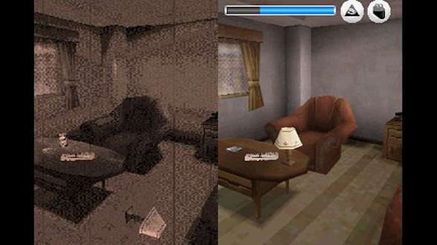 The Only Real Gameplay Occurs During Agains Central Conceit Where Weaver Uses His Fabulous Secret Power To Look At Crime Scenes In Past DS