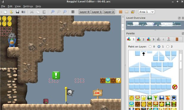 How to make your own new super mario bros wii levels gumiabroncs Gallery