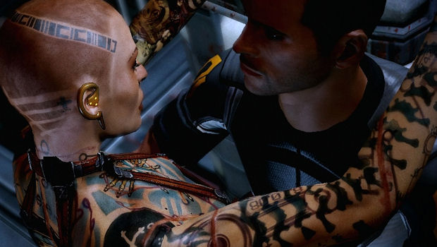 BioWare explains lack of gay sex in Mass Effect 2 photo