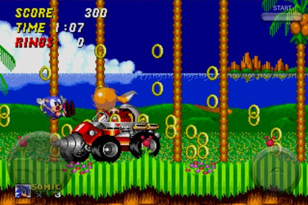 review sonic the hedgehog 2 iphone