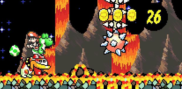 The Ten Most Difficult Mario Levels Ever