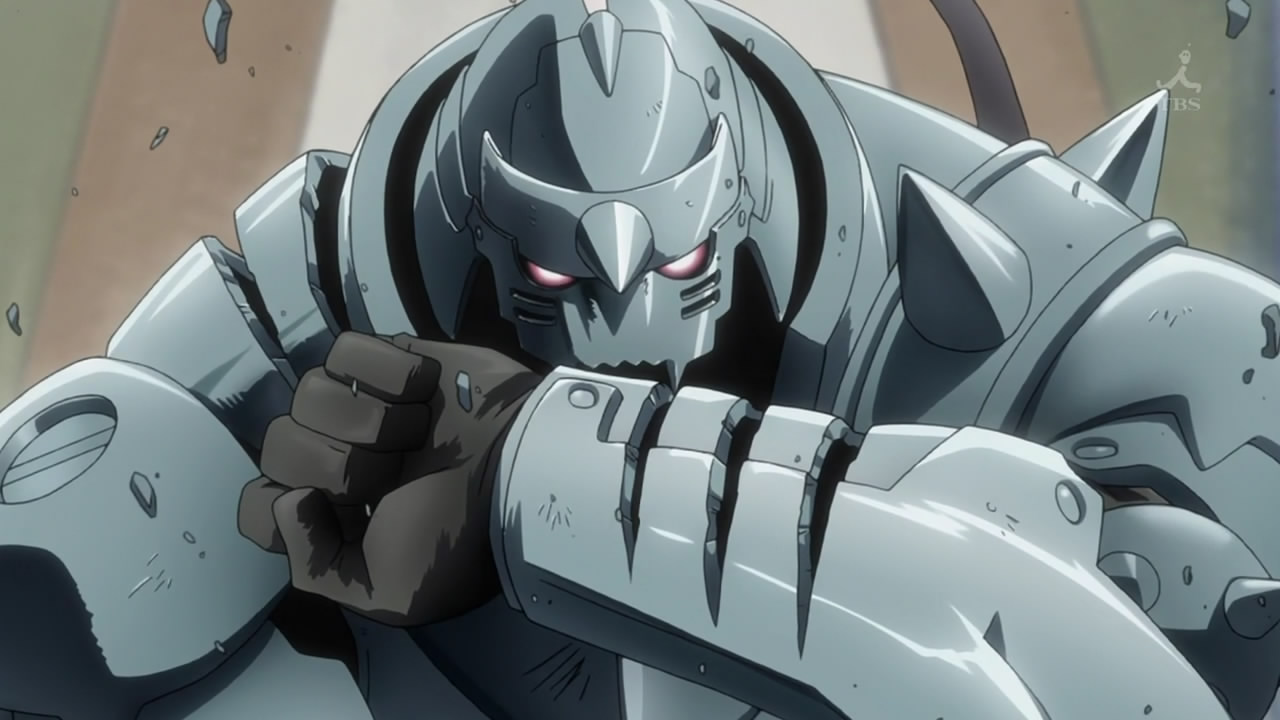 The Daily Hotness: Fullmetal screenshot
