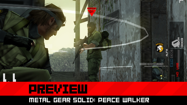 MGS: Peace Walker's multiplayer both helps and hurts it screenshot