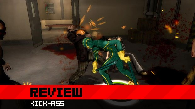 Review: Kick-Ass (PSN) screenshot