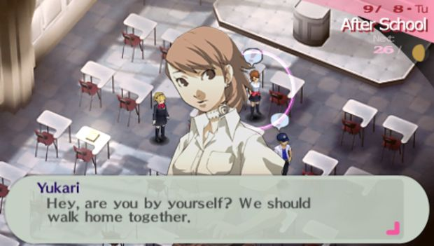 p3p dating yukari How is the romance in persona 3 fes but you generally enter 'dating' status with a girl at around level also i'm pretty sure p3p let you be just.