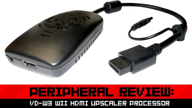 Peripherally Speaking: VD-W3 Upscaler for Wii photo