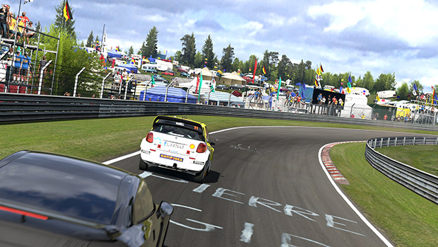 Nurburgring complex will make an appearance in GT5 screenshot