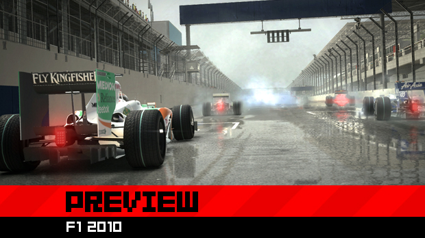 formula 1 2010. Bringing Formula-1 to the