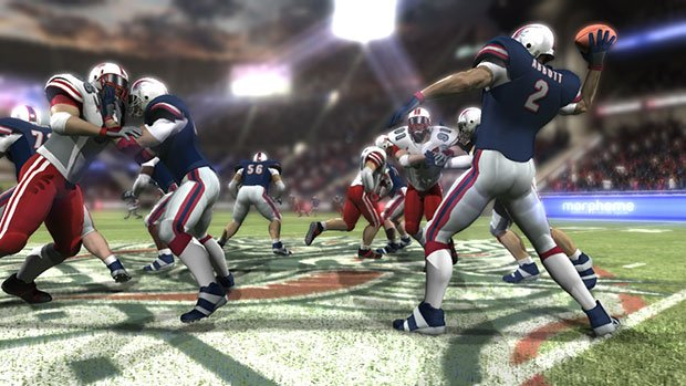 PSA: Backbreaker demo available now for XBL Gold members screenshot