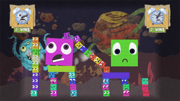 Super Stacker brings unhappy blocks to PSN tomorrow screenshot