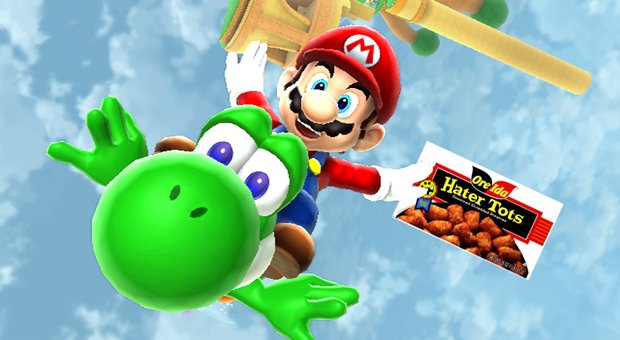 Damn, Mario! Super Mario Galaxy 2's critical acclaim photo