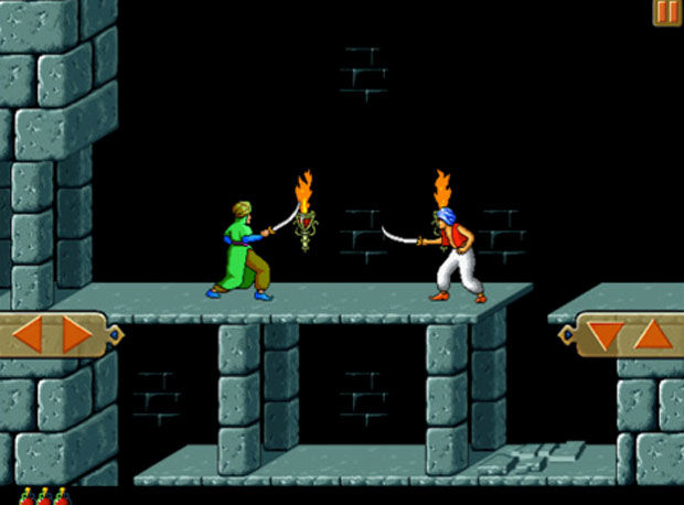 Prince of Persia Retro now on App Store, only a buck screenshot