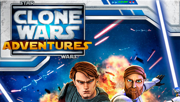 Browser Based Star Wars Clone Wars Adventure Revealed
