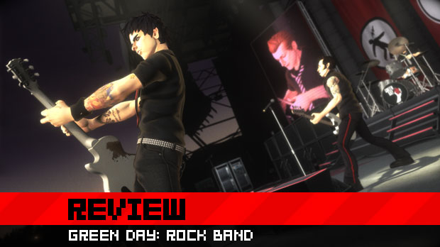 Review: Green Day: Rock Band photo