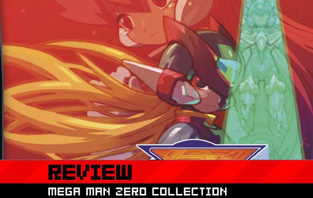 Review: Mega Man Zero Collection