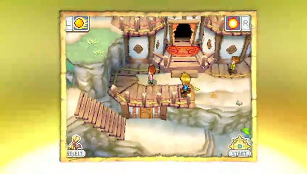 E3 10: Golden Sun: Dark Dawn rises this holiday  screenshot