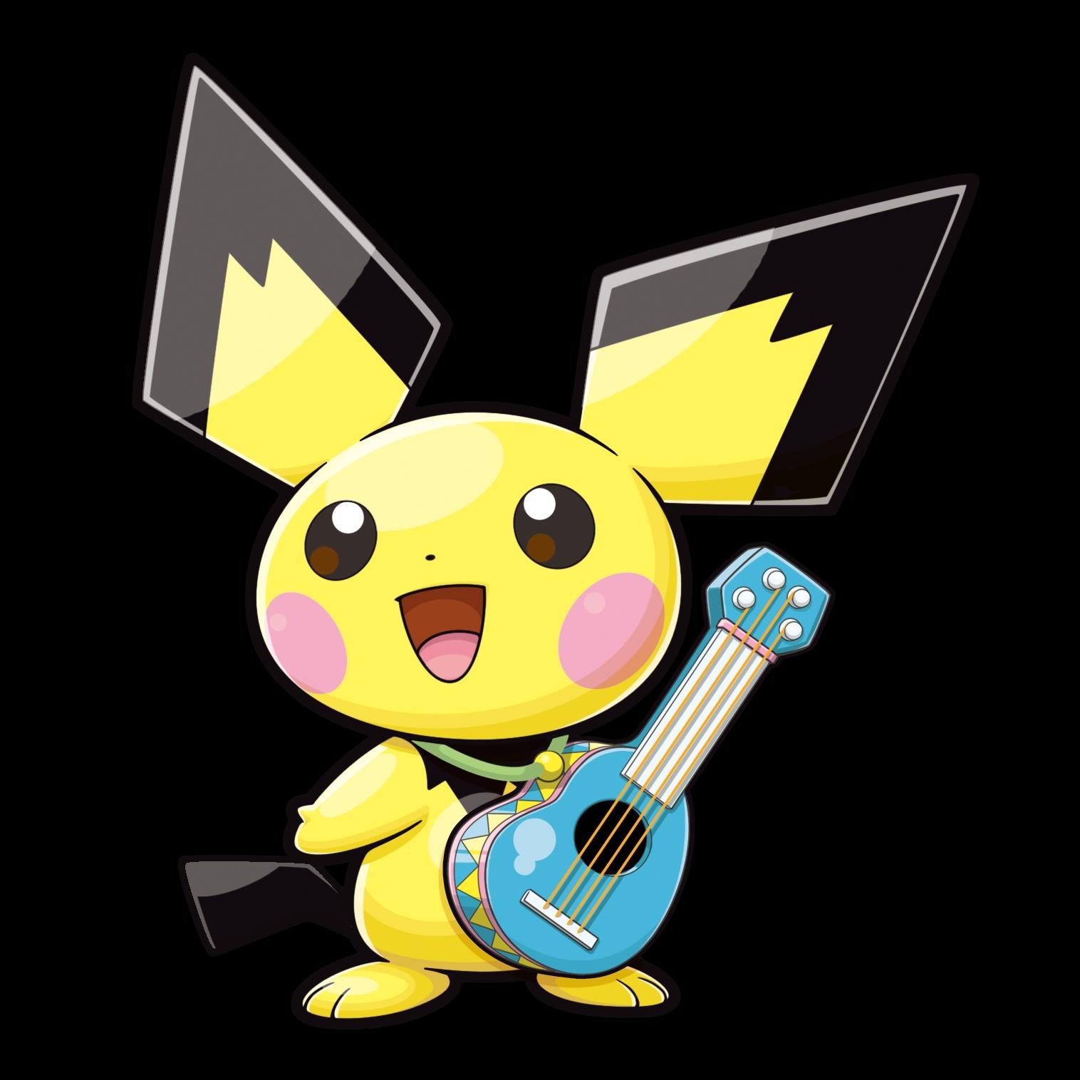E3 10 New Pokemon Ranger Trailer Is Omg Ukulele Pichu