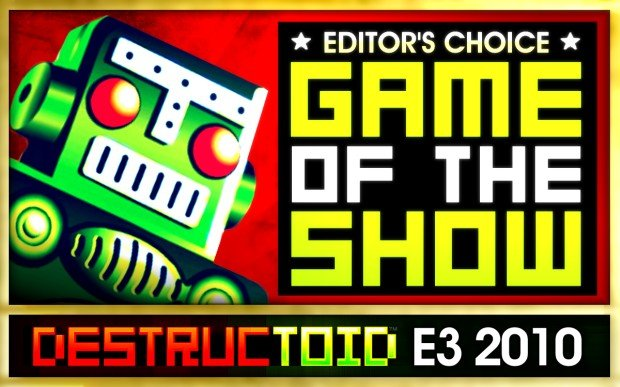 E3 10: Destructoid's Game of the Show Nominees photo