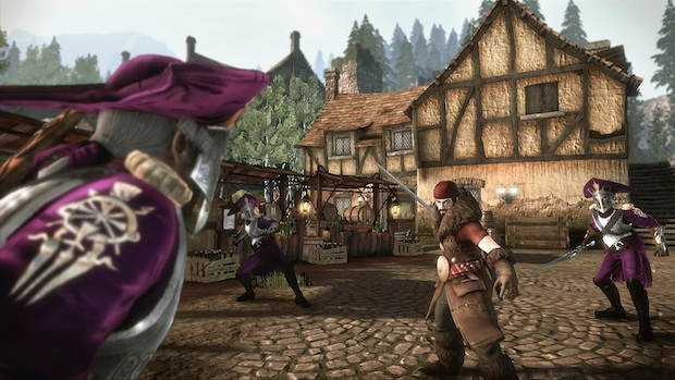 E3 10: Kinect support for Fable III sounds like a possibility photo