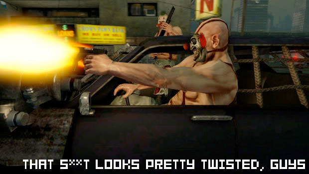 Jaffe explains how twisted the T-rated Twisted Metal gets photo