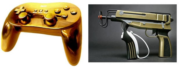 A GoldenEye Wii controller for $70? Really? Really? photo