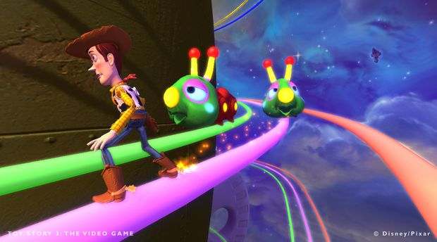 Toy Story 3 Train Games : Review toy story the video game