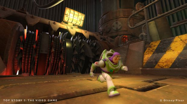 Toy 3 Games : Review toy story the video game