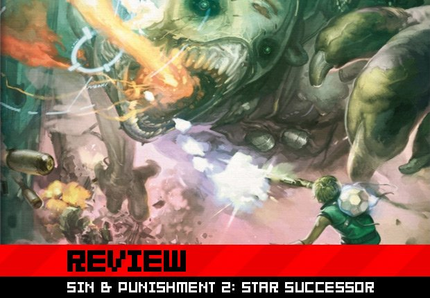 Review: Sin & Punishment: Star Successor photo