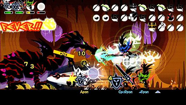 Patapon 3 getting a multiplayer demo next week screenshot
