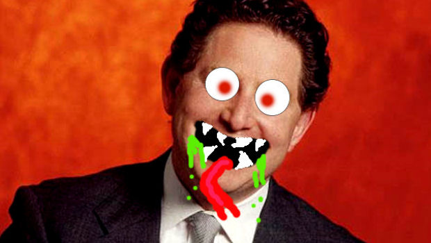 Schafer wants Kotick to stop being a 'total prick' photo