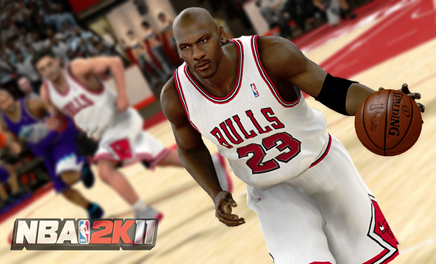 NBA 2K11 The Jordan Challenge