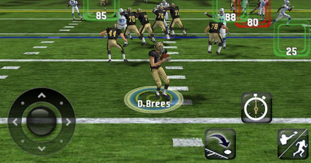 Madden Nfl 11 Madden Nfl 11 on The Ipad is