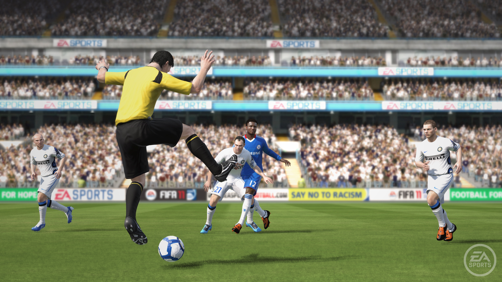 Download Fifa 11 Game For PC Full Version For Free