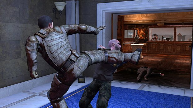 Alpha Protocol manages sell 700k in spite of itself screenshot