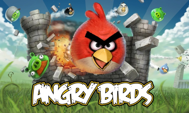 Angry Birds flies on over to the DS, PSP and PS3 screenshot