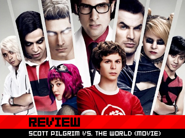 movie review scott pilgrim vs the Based on a series of graphic novels by bryan lee o'malley, scott pilgrim vs the world is a manga-doodle that draws from the wellspring of popular culture, viewing.