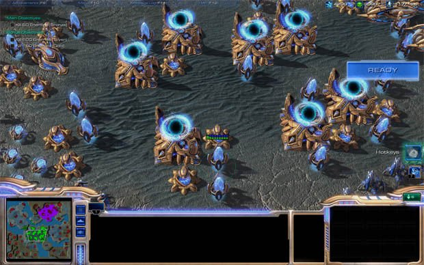 Protoss 620x - Review: StarCraft II