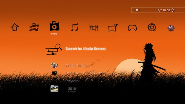 Sony teaches you how to make your own PS3 themes