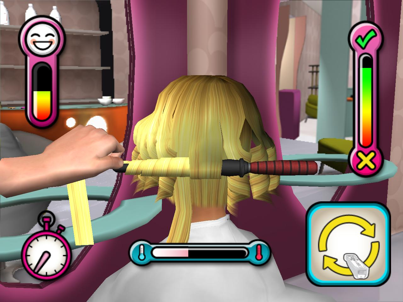 Hair Styling Games Online: They Seriously Made A Hair Cutting Game