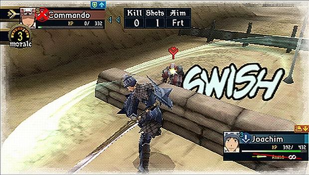 Get BLiTZ'd alongside Sega with Valkyria Chronicles II screenshot